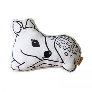 Deer Cushion by Homely Creatures