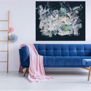 The Danielle   Canvas Print   C1006-228   Colour Clash Studio