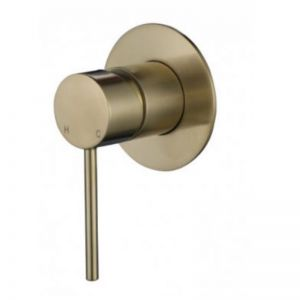 Accent Bath | Shower Mixer | PVD Brushed Bronze