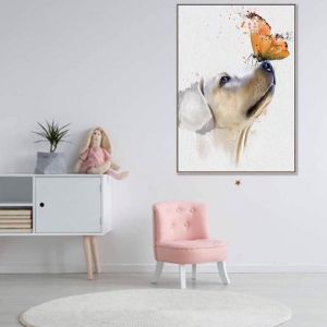 A Dog's Life | Canvas Print