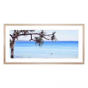 A Place To Chill   Framed Print by United Interiors