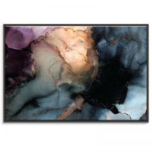 A Shot in The Dark | Framed Canvas Print | SALE