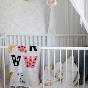 ABCD Baby Blanket