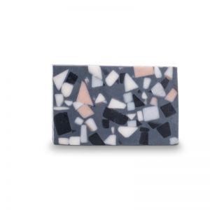 Absoloute Terrazzo Soap| Cedar + Saffron | Handmade by Fazeek