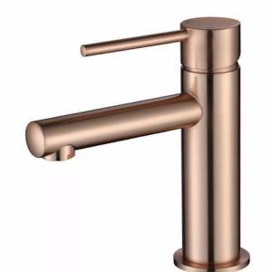 Accent Bath | Star Mini Basin Mixer Flemish Copper