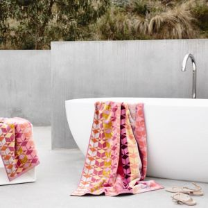 Acer Bath Towel or Bath Sheet by Ziporah Lifestyle