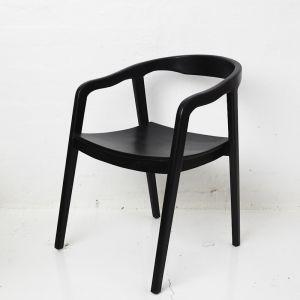 Ada Dining Chair Black | Custom Made