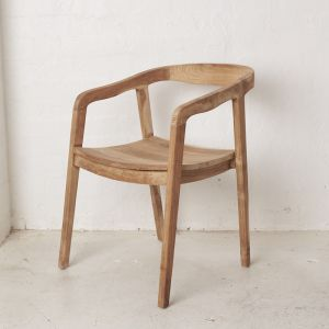 Ada Dining Chair | Natural