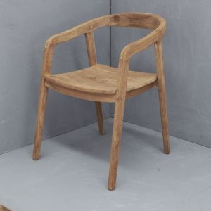 Ada Dining Chair | Natural l Pre Order