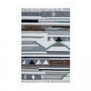 Adi Multi | Handwoven Wool Rug
