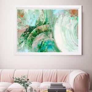 Admired   Framed Wall Art by Beach Lane