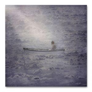 Adrift | Art print by Natascha van Niekerk | Unframed