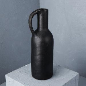Advik Bottle Vase With Handle