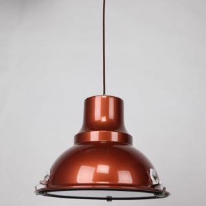 Aeolus Pendant Light | Pearl Copper