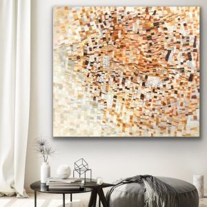 Aerial View by Theo Papathomas | Limited Edition Canvas Print | Art Lovers Australia