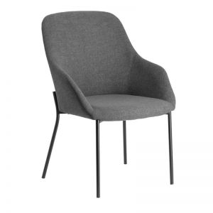 Affa Chair Dark Grey