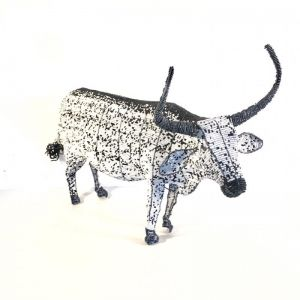 African Beaded Cow | South Africa by Africanologie
