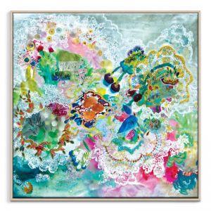 Agua   Lia Porto   Canvas or Print by Artist Lane