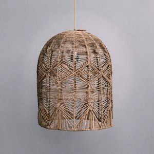 Airlie Seagrass Pendant | Natural