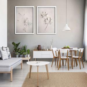 Alabaster Forest 3 | Set of 2 Art Prints | Framed or Unframed