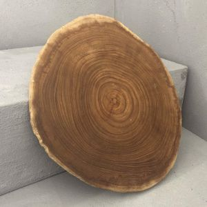 *Alake Wooden Slice Cheeseboard - delivery Oct/Nov 2019