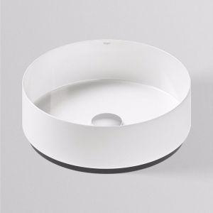 Alape Unisono Counter Basin 400mm White | Reece