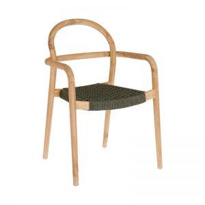 Alba Green Chair