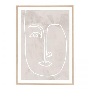Albert | Framed Art Print