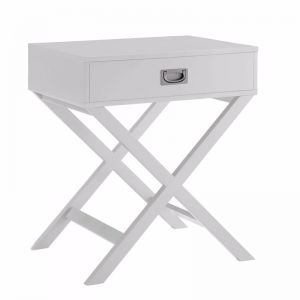 Alexa Cross Leg Side Table