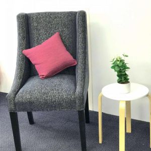 Alexander Occasional Chair | Various Colours | Custom Made by Bedsahead