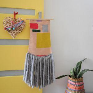 Alfie | Weave Wall Hanging | Anika & Carter