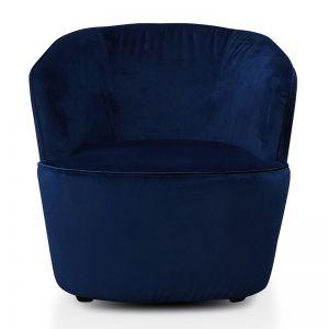Alfonzo Armchair | Navy Blue