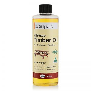Alfresco Timber Oil Clear 250ml