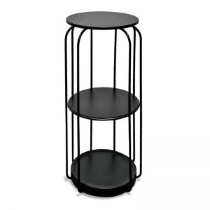 Alicia Side Table | Black | Interior Secrets