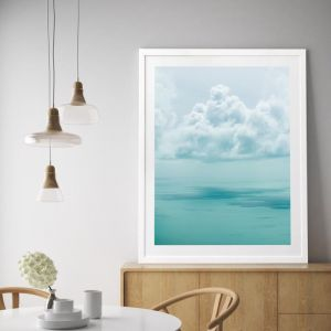 All The Blues | Framed Art