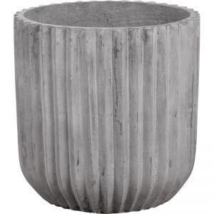 Allure 50x50cm Concrete Planter | Stone Wash Grey | Schots