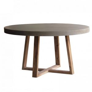 Alta Round ElkStone Dining Table | Large