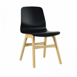 ALYSSA Dining Chair - Black
