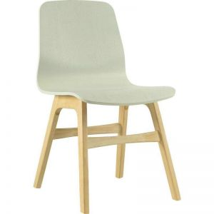 Alyssa Dining Chair | White | Modern Furniture
