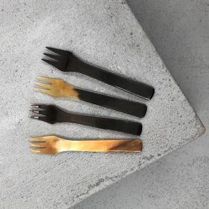 Amadi 4 Piece Horn Fork Set 10.5cm