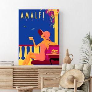 Amalfi | Canvas Wall Art