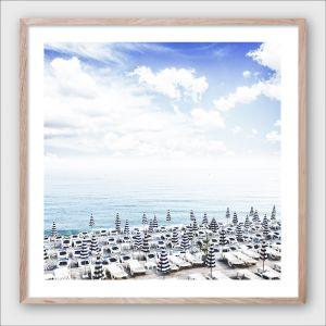 Amalfi Life No 2 | Framed Giclee Art Print