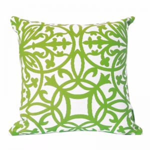 Amalfi Lime | Sunbrella Fade and Water Resistant Outdoor Cushion | Outdoor Interiors