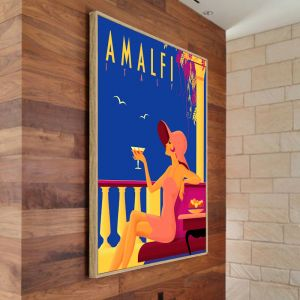 Amalfi | Wall Art