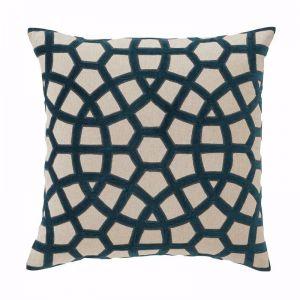 Amano Cushion | Teal