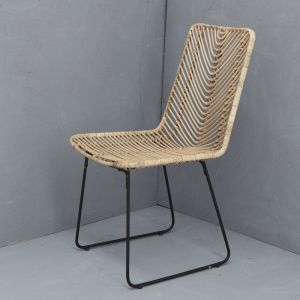 Amare Rattan Dining Chair l Pre Order