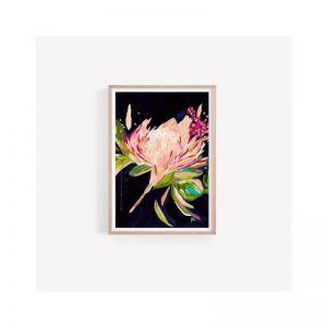 Amelia | Fine Art Print | Australian Native Flower Protea Waratah