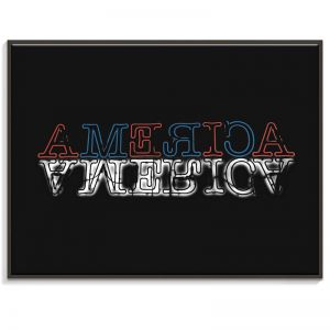 America 2 | Canvas or Print by Artist Lane