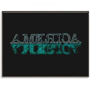 America | Canvas or Print by Artist Lane