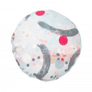 Amigo Cushion | Pink/Grey